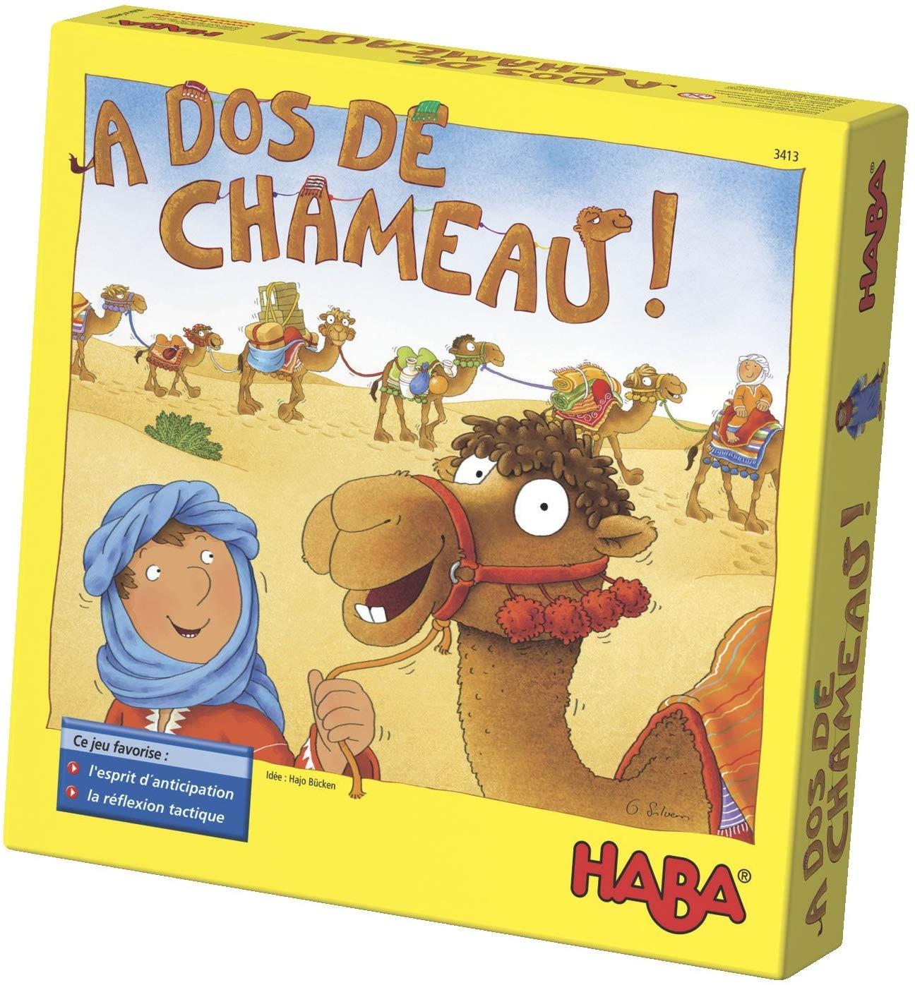 A dos de chameaux